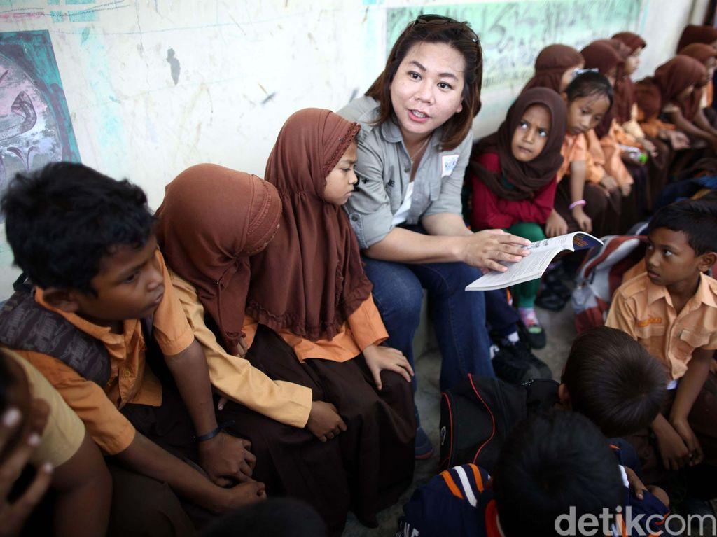 Indriani Hadiwidjaja Naik Kelas, Tangani Datsun Global