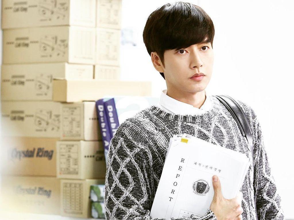 Park Hae Jin Perankan Yoo Jung Sunbae Lagi di Cheese in the Trap: The Movie