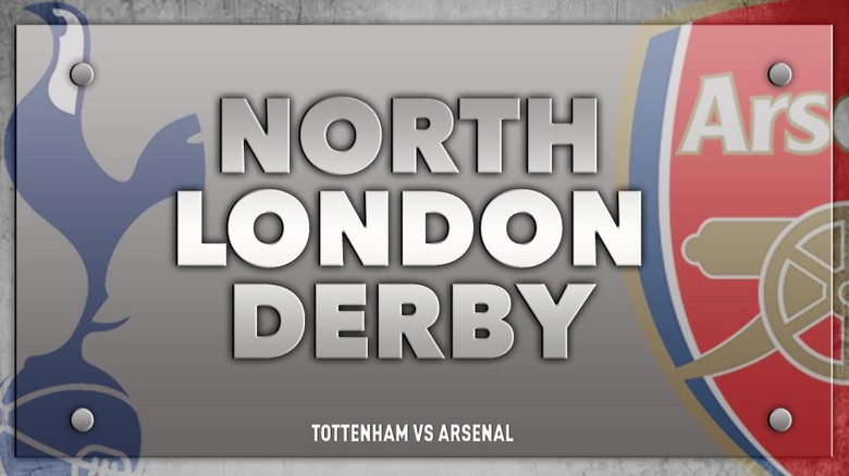 Spurs vs Arsenal Lagi di Wembley, Setelah 25 Tahun
