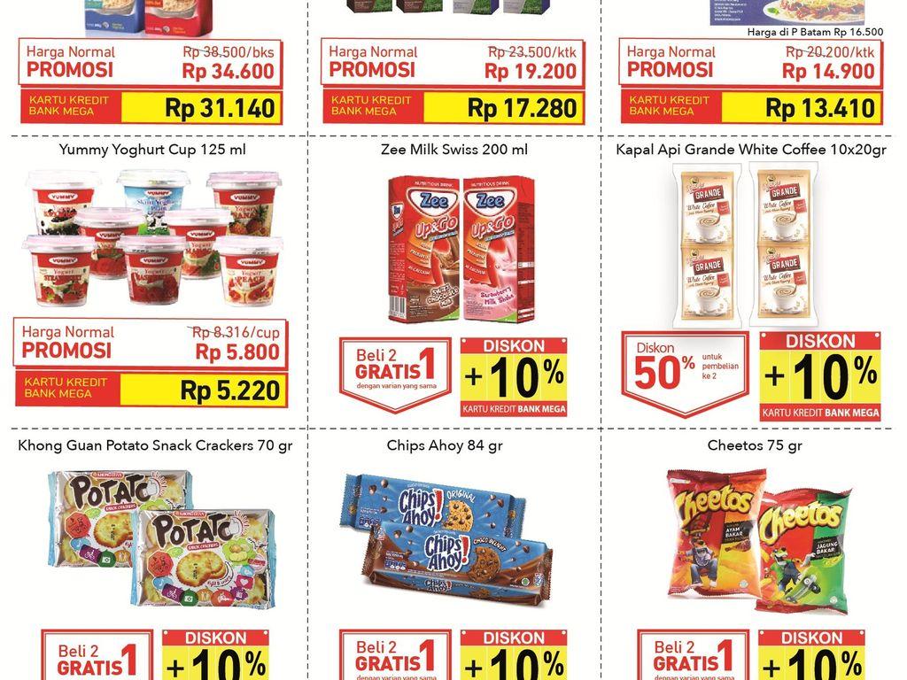 Promo Akhir Pekan dari Transmart Carrefour