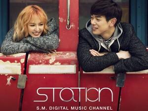 Kemesraan Wendy Red Velvet dan Eric Nam yang Bikin Iri di Spring Love