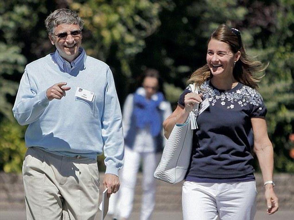 Ramalkan Corona, Bill Gates Sudah Lama Timbun Makanan
