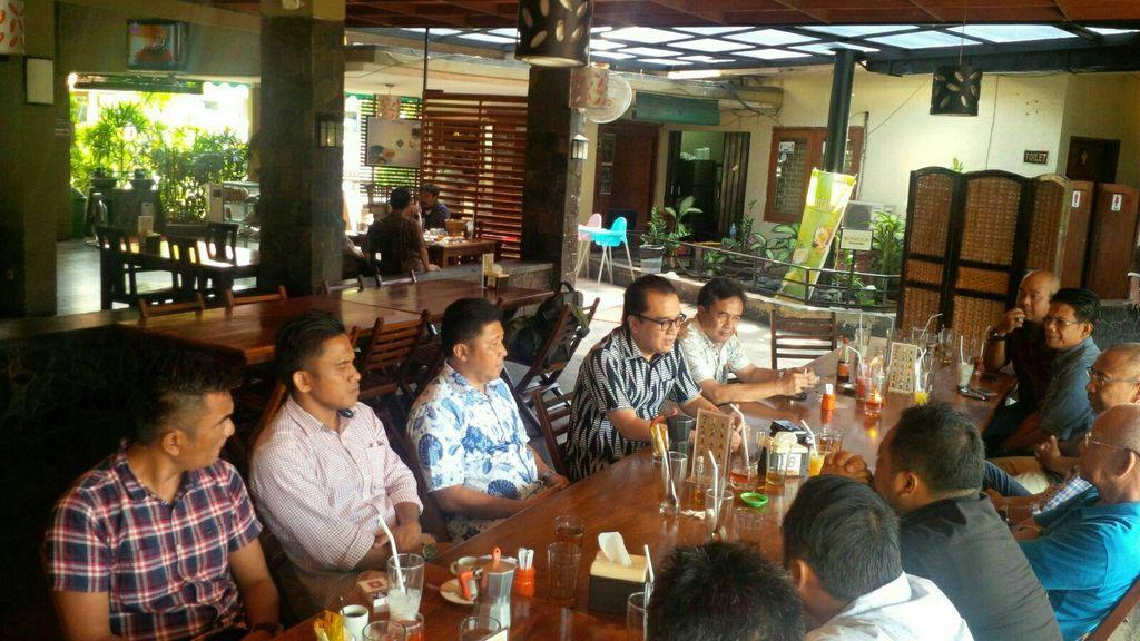 Tantowi Yahya Ingin Sepak Bola Jadi Ikon Pemersatu Banten