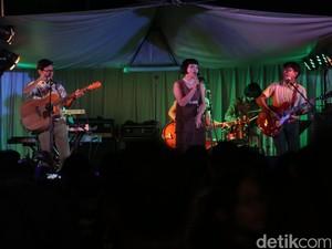 Ini Band yang Jadi Pengisi Lagu di Pentas Perempuan Perempuan Chairil