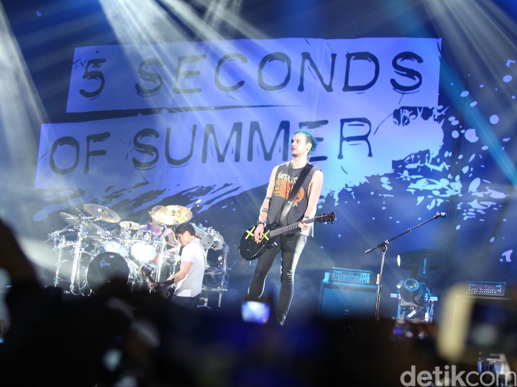 5 Seconds of Summer Ungkap Kekaguman pada GOT7 dan MONSTA X