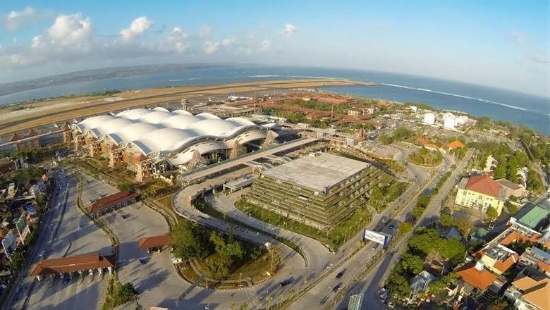 Bandara Internasional Ngurah Rai (Rachman/detikTravel)