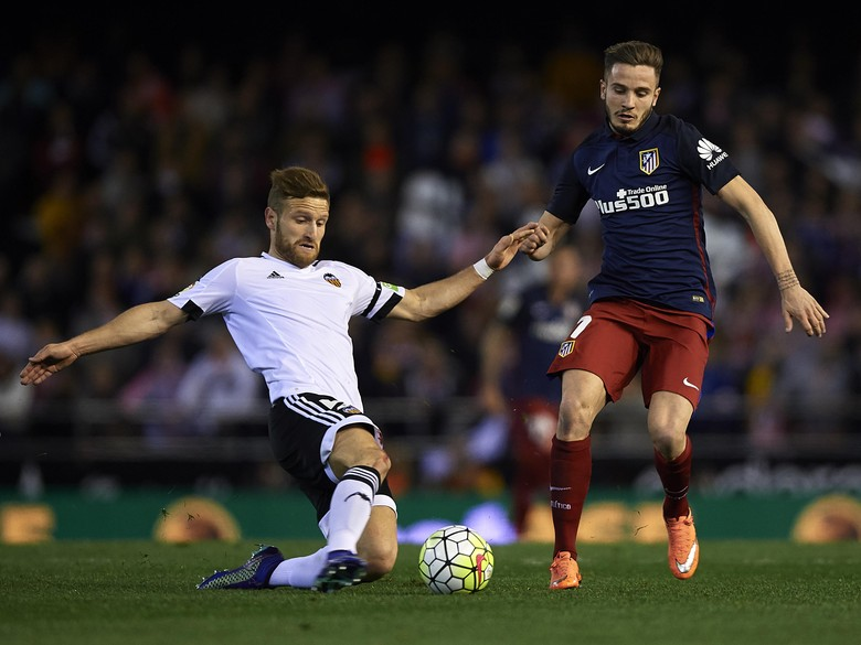 Atletico Bekuk Valencia 3-1