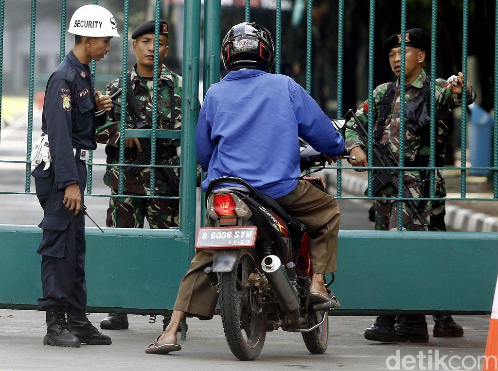 Pengamanan KTT LB OKI Diperketat