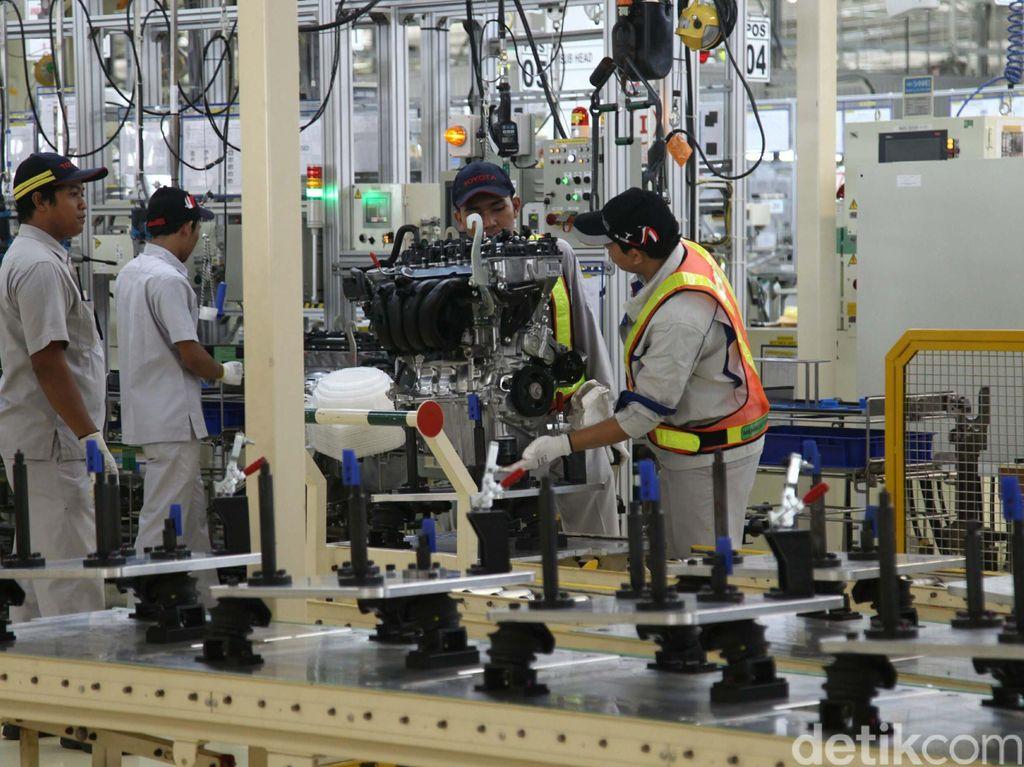 Dua Karyawan Toyota Indonesia Positif COVID-19
