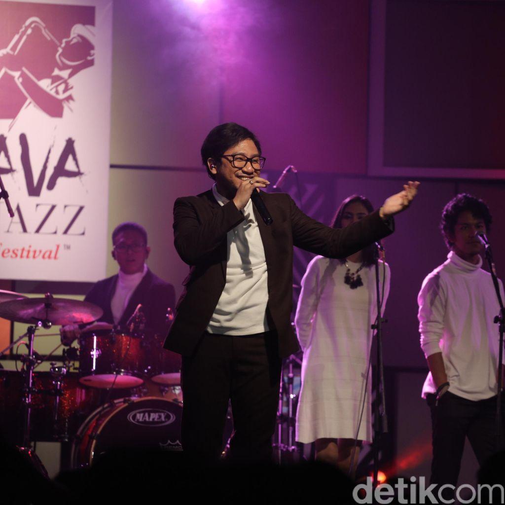 Kunto Aji Rilis Lagu untuk Sang Istri di Java Jazz Festival 2017