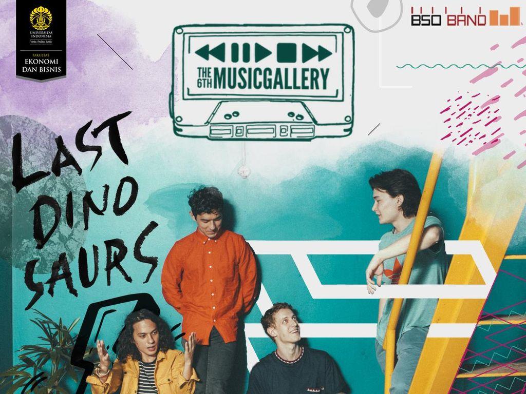 Sudah Siap Saksikan Last Dinosaurs di Music Gallery 2016 Malam Ini?