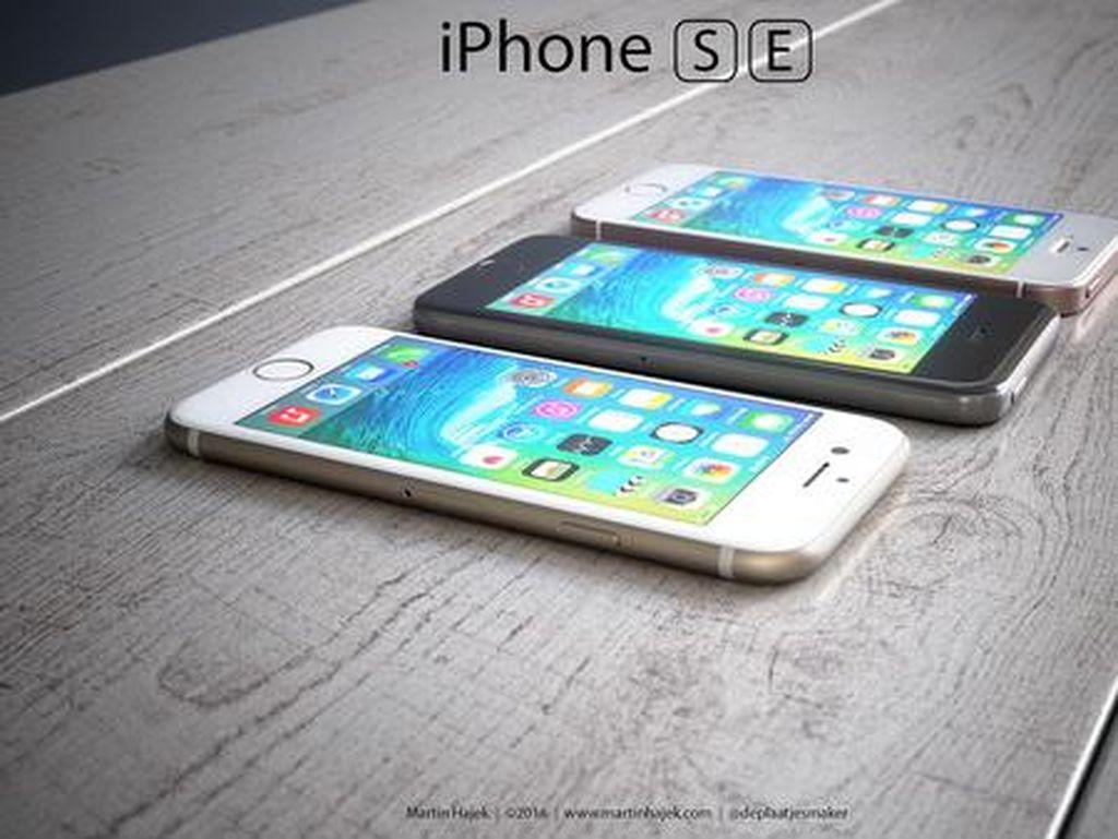 Jajaran Perangkat SE Apple