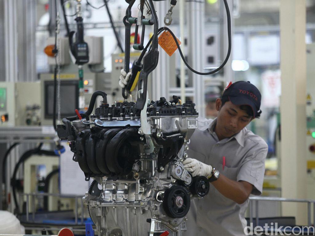 Cuti Bersama Lebaran 7 Hari Bagaimana Nasib Produksi Mobil?