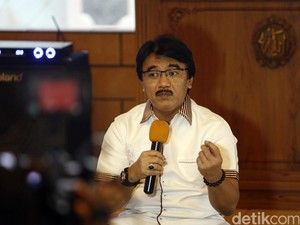 Videonya di Acara HTI Beredar, Adhyaksa Tepis Anti Pancasila