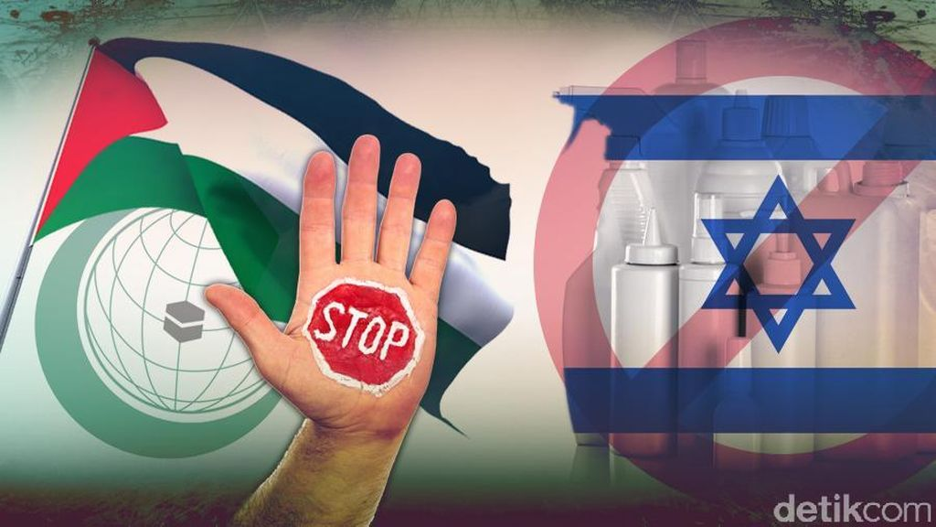 Boikot Semua Produk dan Kebijakan Israel di Tanah Palestina, Setuju?