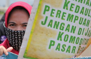Peringatan Hari Perempuan Internasional