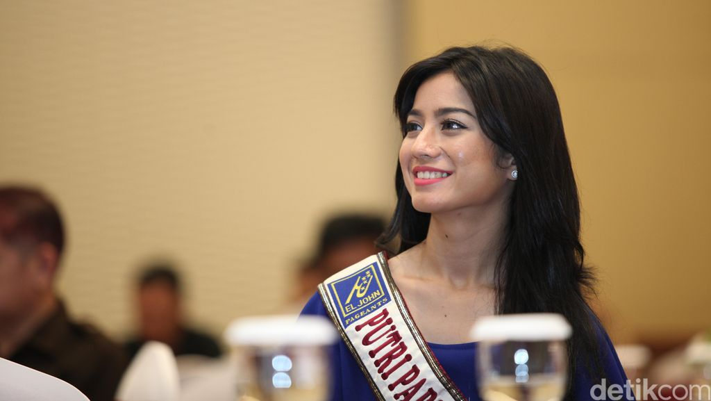 Yuk, Vote Dikna Faradiba Jadi Miss Tourism International 2016