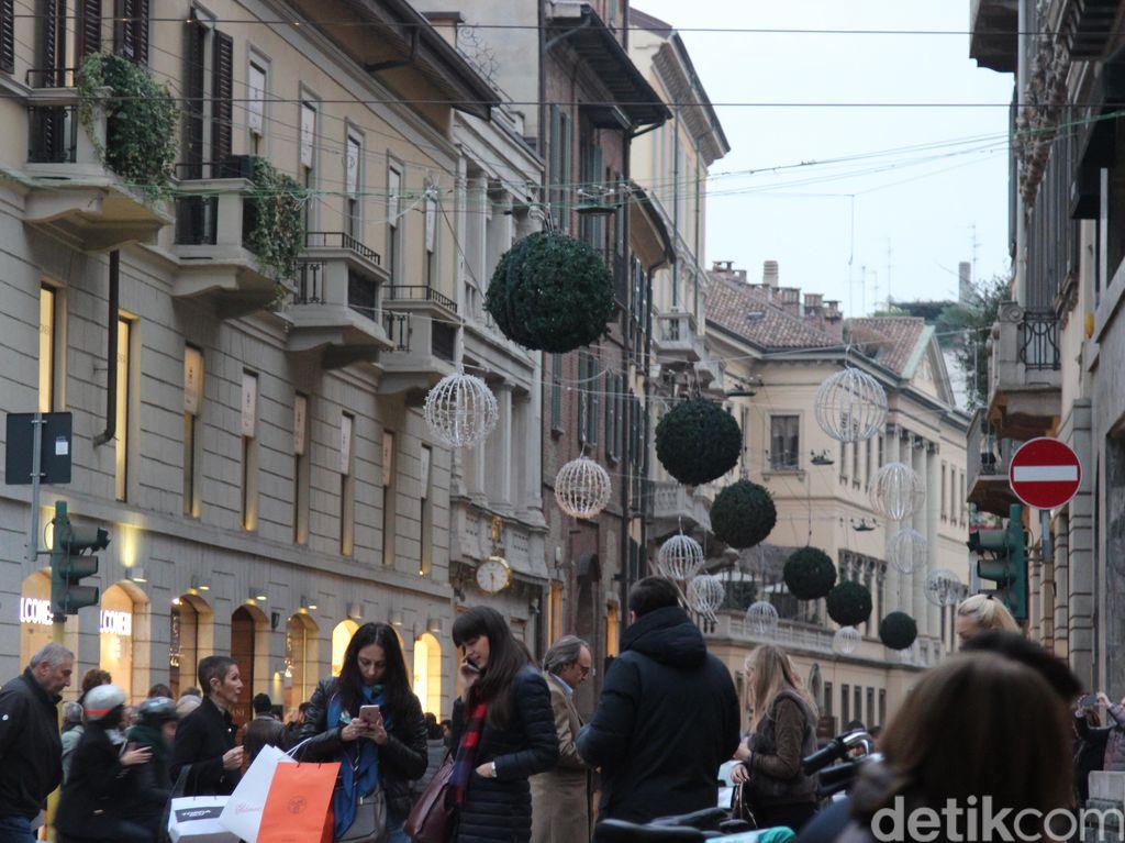 Tekan Polusi, Warga di Milan Dapat Uang Kalau Ngantor Naik Sepeda