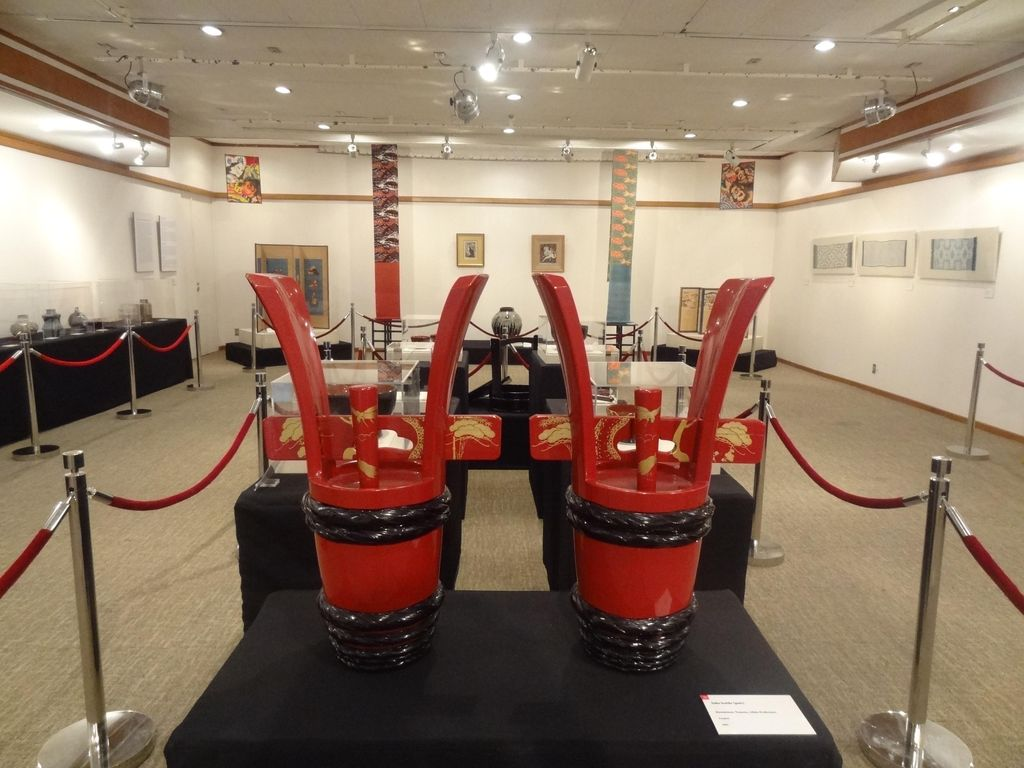 Pameran Beautiful Handicrafts of Tohoku Resmi Dibuka