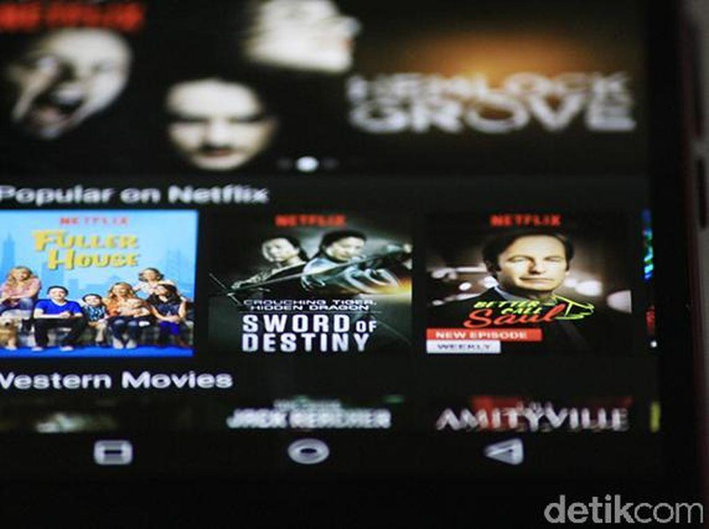 Jangan Nonton Streaming Film di IndoXXI! Streaming di 10 Aplikasi Ini Aja