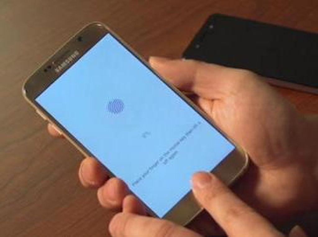 Ada Rahasia Pemindai Sidik Jari di Android