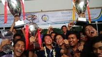 Begini Cerita Tim Sapu Angin ITS Menang Kejuaraan Asia