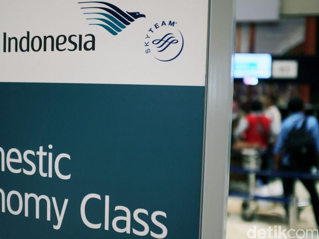 Laporan Keuangan Garuda Dipermasalahkan, Rini: Sudah Disetujui OJK