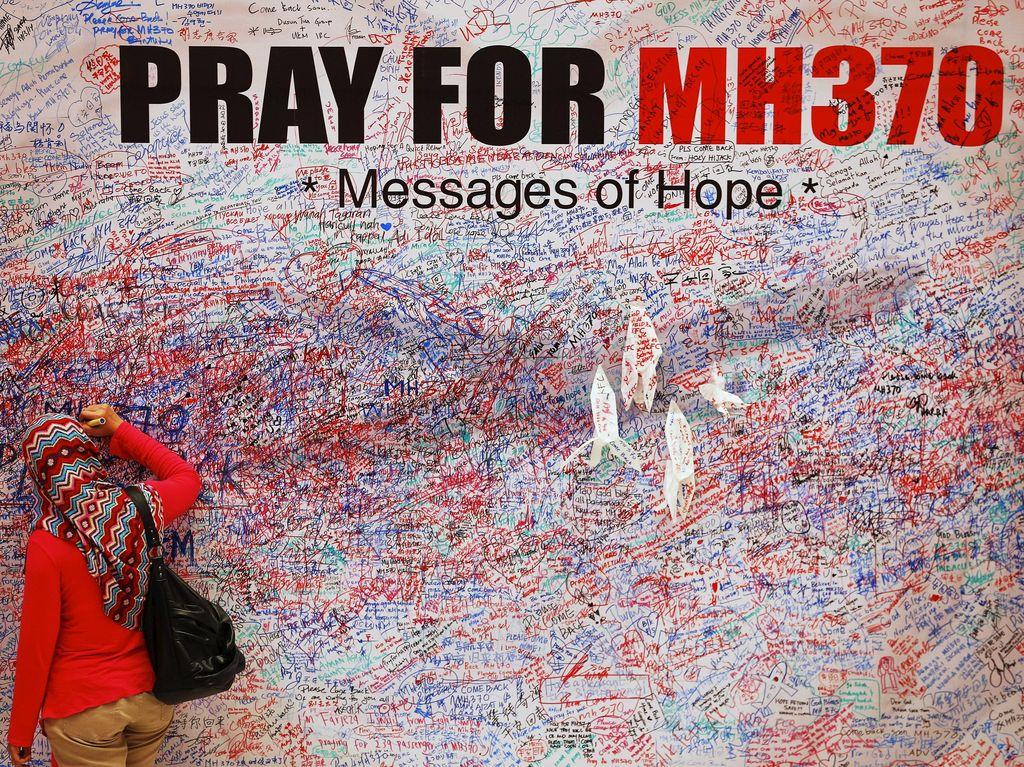 Pakar Penerbangan Global Simpulkan Pilot Sengaja Jatuhkan MH370
