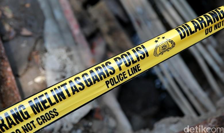 Terduga Teroris yang Serang Mapolda Riau 8 Orang, 4 Kabur