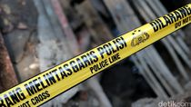 Polisi Tangkap Pria Pecahkan Kaca Ruang VVIP Stadion Mattoanging Makassar