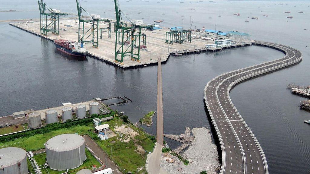 Pelabuhan Tanjung Priok Belum Steril dari Rumah Penduduk