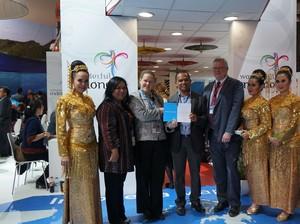4 Destinasi Unggulan Indonesia Siap Berpromosi di ITB Berlin