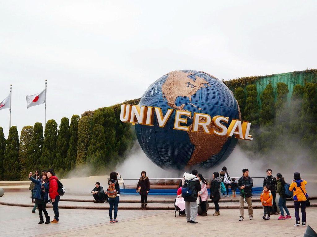 Studio Universal Jepang Buka Lagi Pekan Depan
