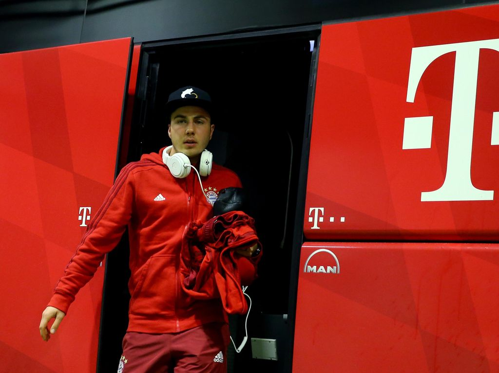 Goetze Makin Dekat Pintu Keluar Bayern, Ini Kata Ancelotti