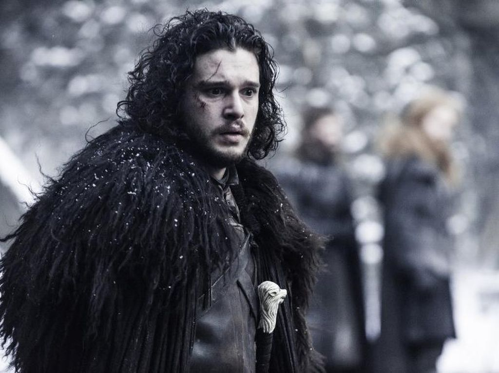 HBO Rilis Tampilan Perdana Game of Thrones Musim 8