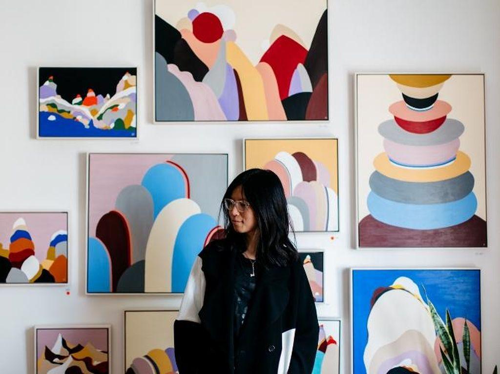 Evi O, Seniman Indonesia yang Ukir Prestasi di Australia