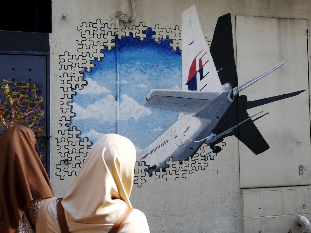 Malaysia: Pencarian MH370 Akan Berakhir Pekan Depan