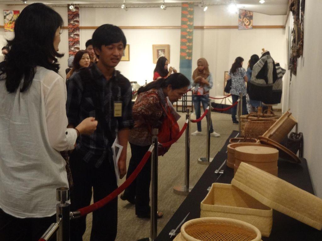 Puisi untuk Tohoku hingga Origami di Beautiful of Handicrafts Tohoku