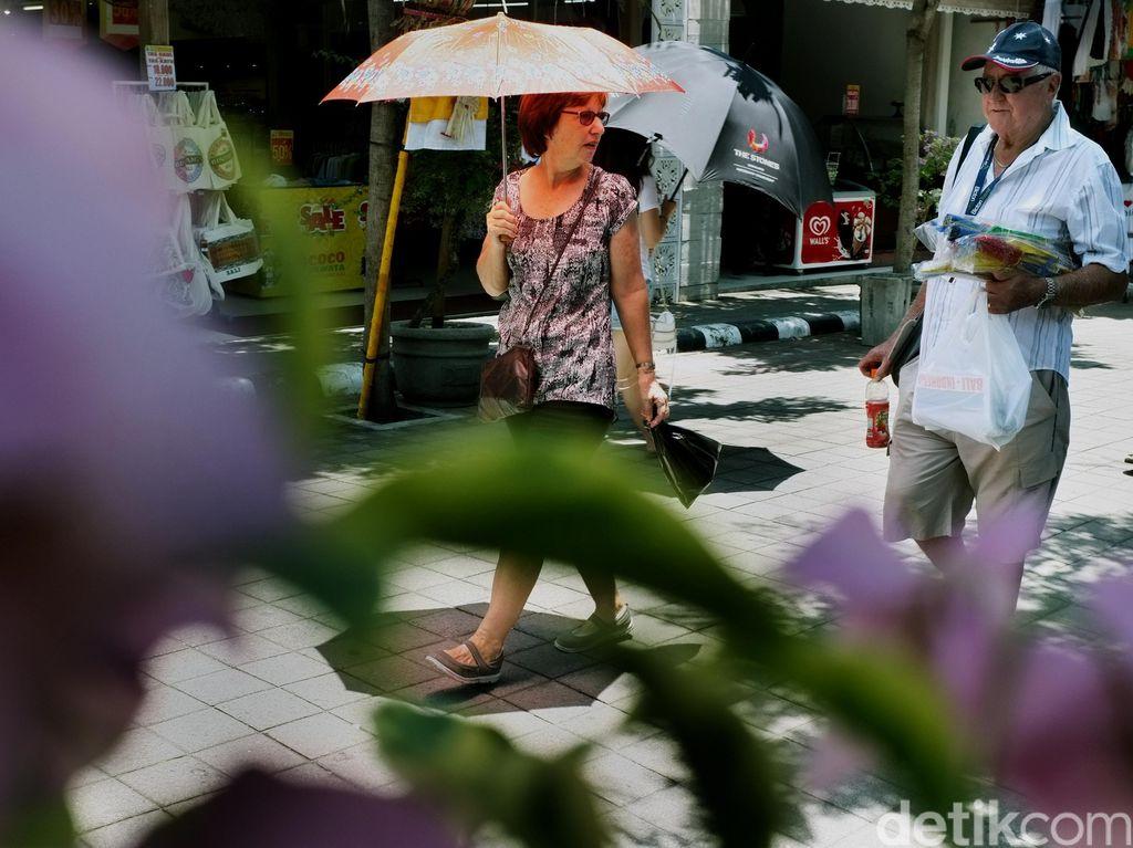1,16 Juta Wisman Kunjungi RI di Januari, Paling Banyak dari China