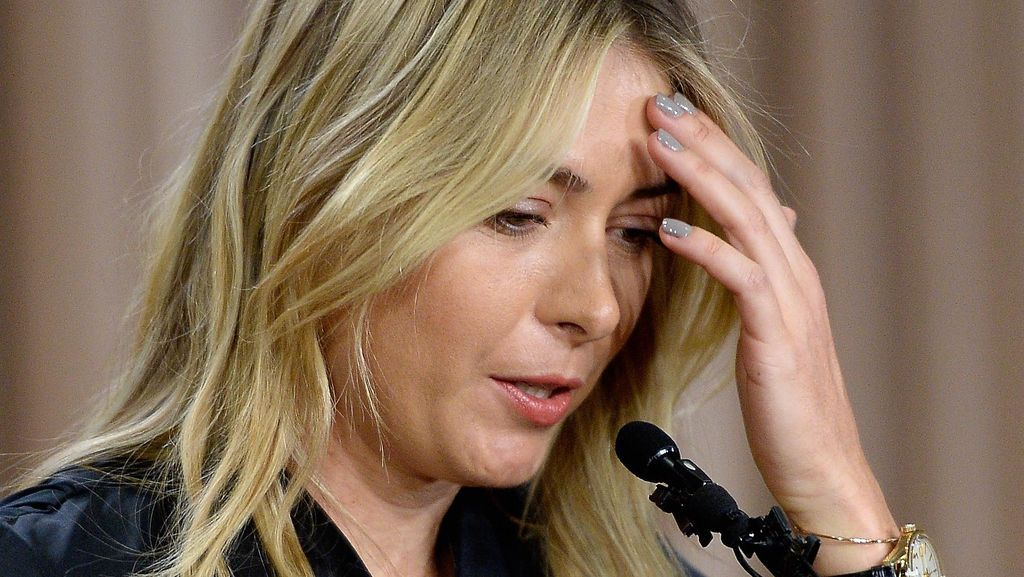 Sharapova Positif Doping