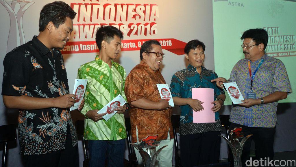Satu Indonesia Award Mencari Pemuda Berbakat