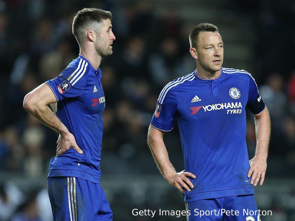 Terry: Cahill Pantas Jadi Penerusku sebagai Kapten Chelsea