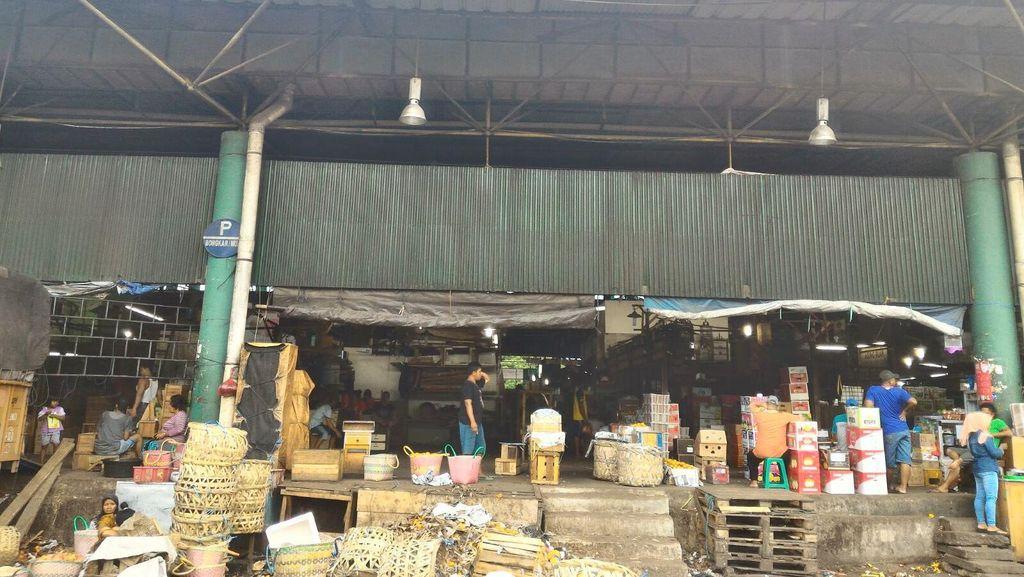 Pedagang Buah Pasar Induk Kramat Jati: Dulu Ada Apel dan Lemon dari Israel