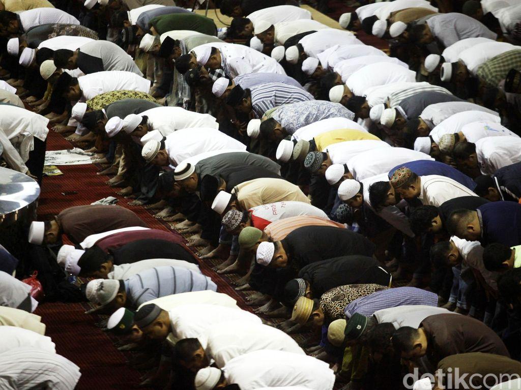 Masjid Istiqlal Gelar Salat Gerhana, Ini Jadwalnya