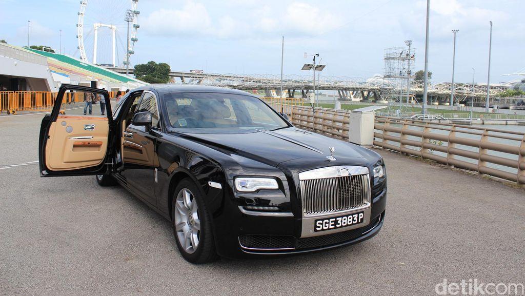 Produsen Mobil Rolls Royce Tidak Terlibat Kasus Suap Emirsyah Satar