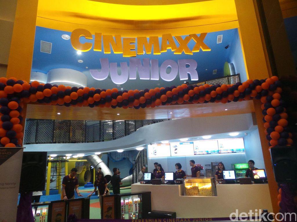 Bioskop Anak-anak Pertama di Asia Tenggara Dibangun Indonesia