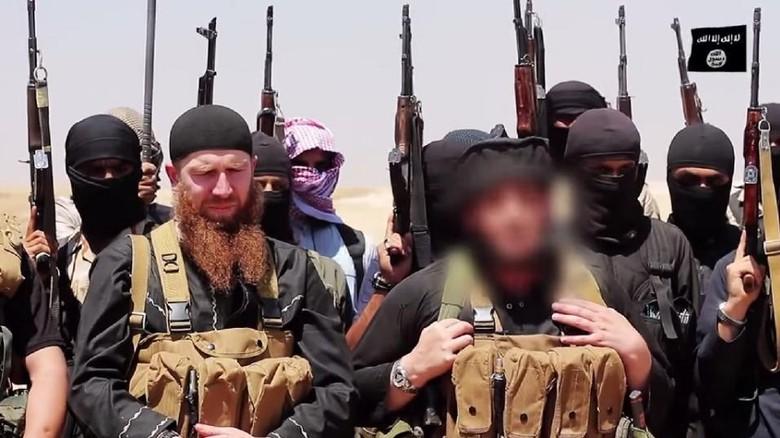 Istri Menteri Perang ISIS Ditangkap di Turki!