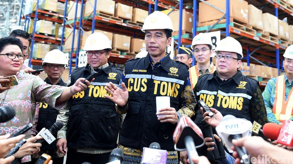 Setengah Tahun Perjalanan Gudang Raksasa Ciptaan Pemerintahan Jokowi