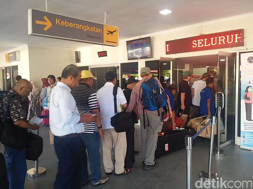 Status Bandara Internasional di Belitung dan Biak Bakal Dicabut