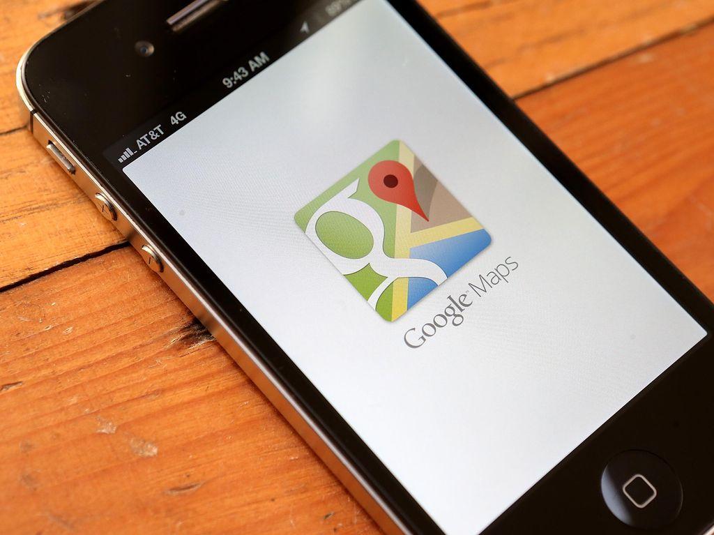 Fitur Baru Google Maps Bisa Kirimkan Makanan